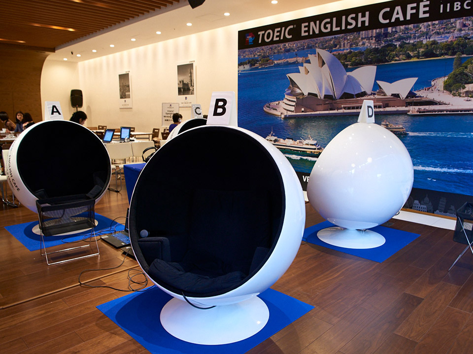 VR Journey at TOEIC ENGLISH CAFE